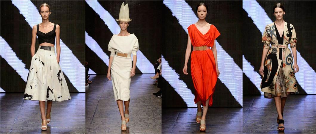 Донна Каран (Donna Karan) и ее коллекция одежды сезона весна-лето 2021