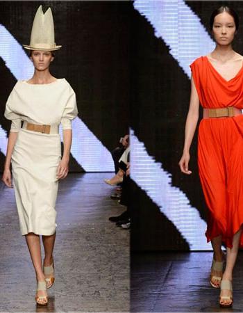 Донна Каран (Donna Karan) и ее коллекция одежды сезона весна-лето 2019