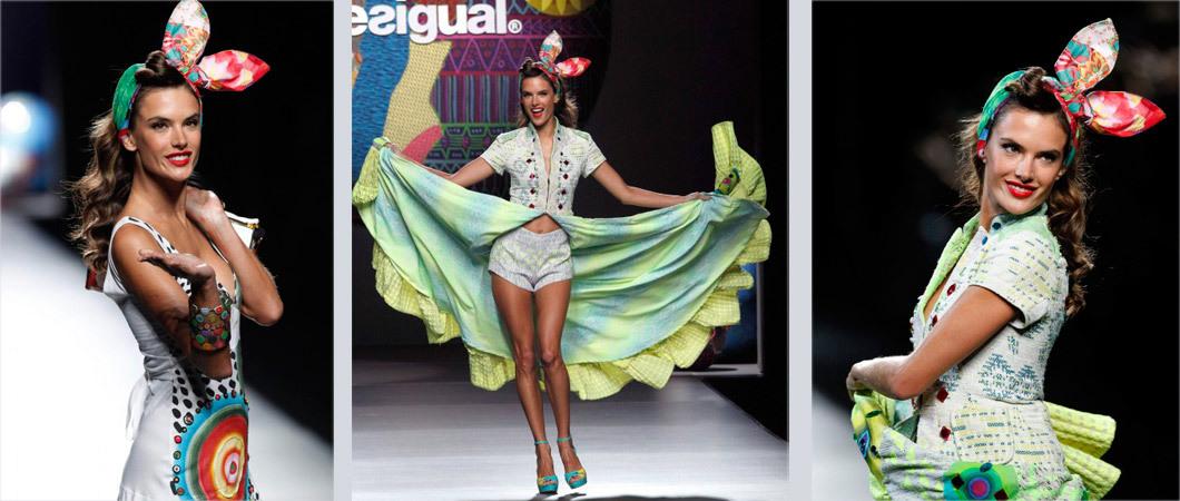 Весенне-летняя мода от Desigual