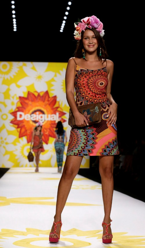 мода лето 2018 - коллекция Desigual фото 6