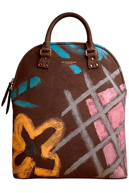 сумки Burberry коллекция 2017-2018 фото 19
