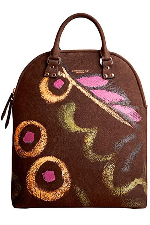сумки Burberry коллекция 2017-2018 фото 25
