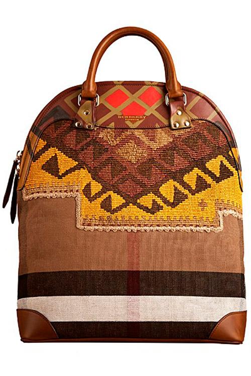 сумки Burberry коллекция 2017-2018 фото 28