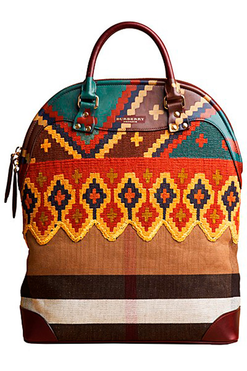 сумки Burberry коллекция 2017-2018 фото 27