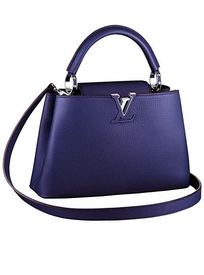 сумка  от Louis Vuitton сливового оттенка