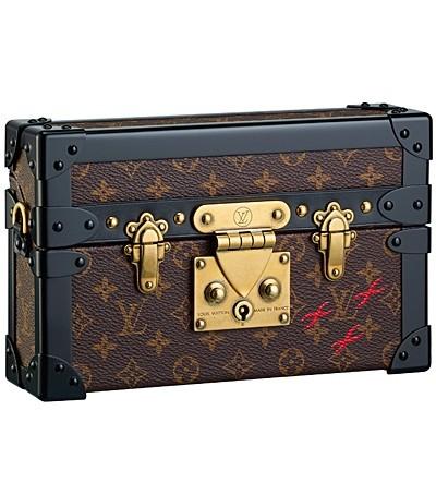 коричневая сумка  от Louis Vuitton