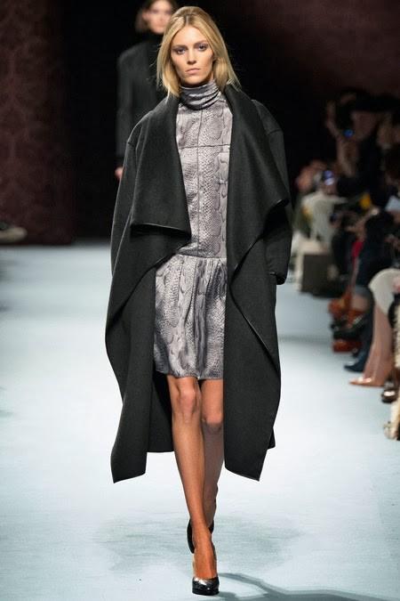трикотажное пальто - накидка