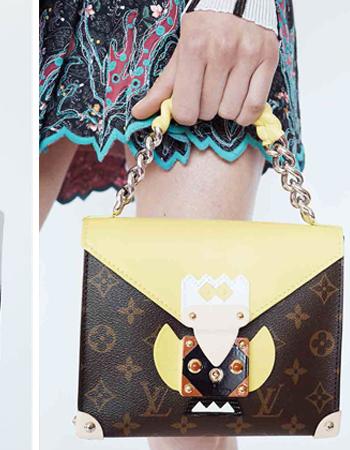 Новая коллекция сумок  от Louis Vuitton 2018
