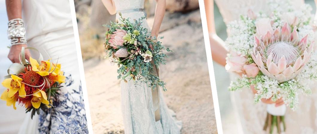 Свадебные букеты: фото идеи для свадьбы в 2019