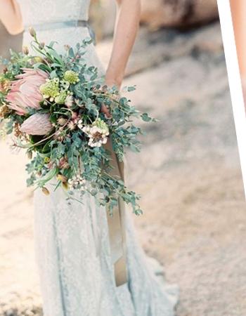 Свадебные букеты: фото идеи для свадьбы в 2017
