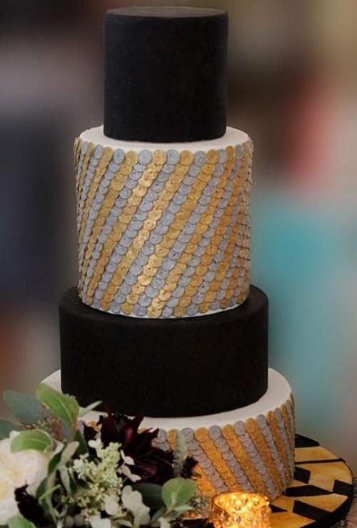 свадебный торт фото 20
