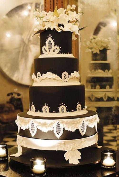 свадебный торт фото 22