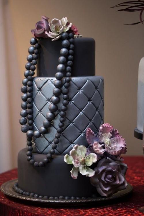 свадебный торт фото 7