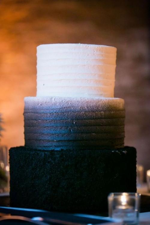 свадебный торт фото 23