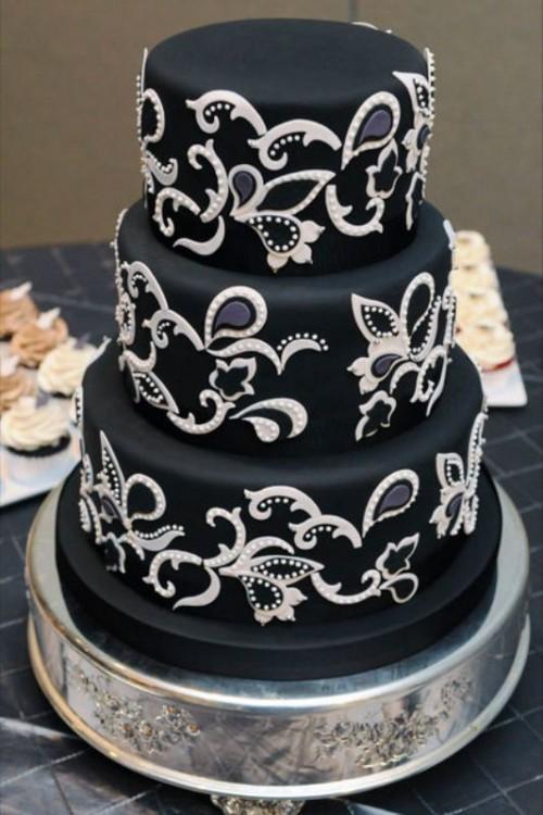 свадебный торт фото 25