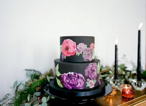 свадебный торт фото 24