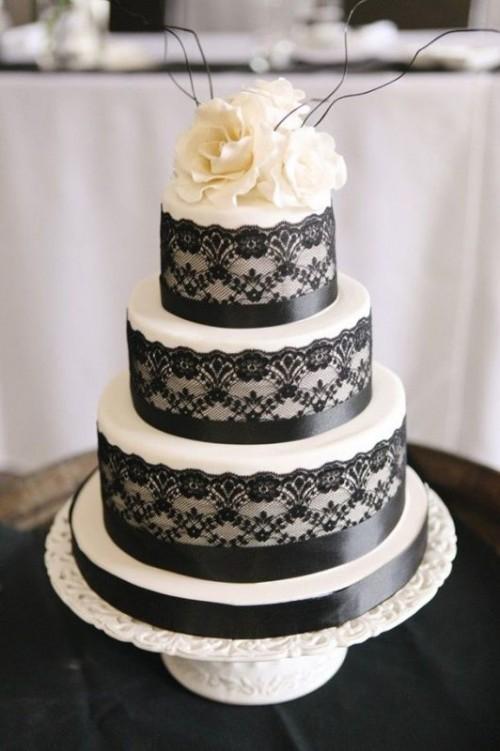 свадебный торт фото 5