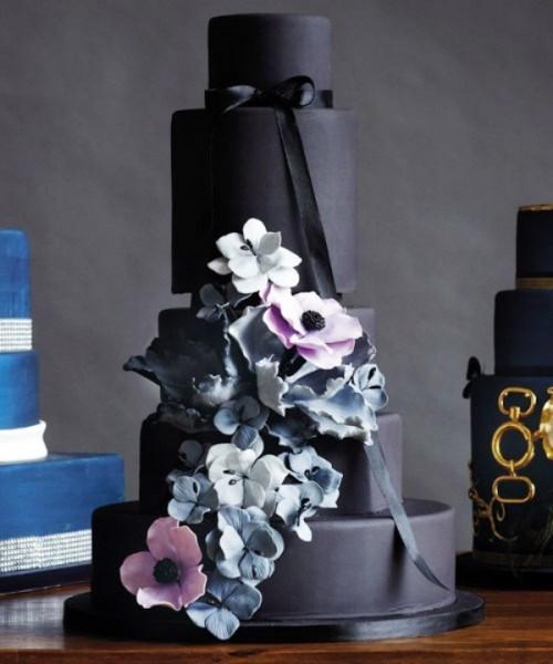 свадебный торт фото 6