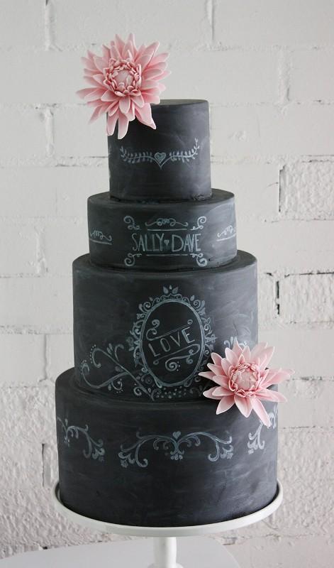 свадебный торт фото 26