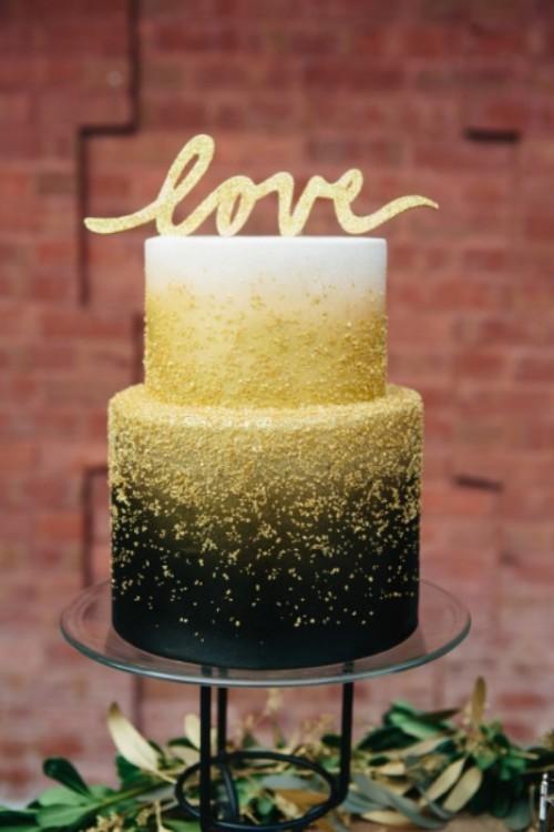свадебный торт фото 3