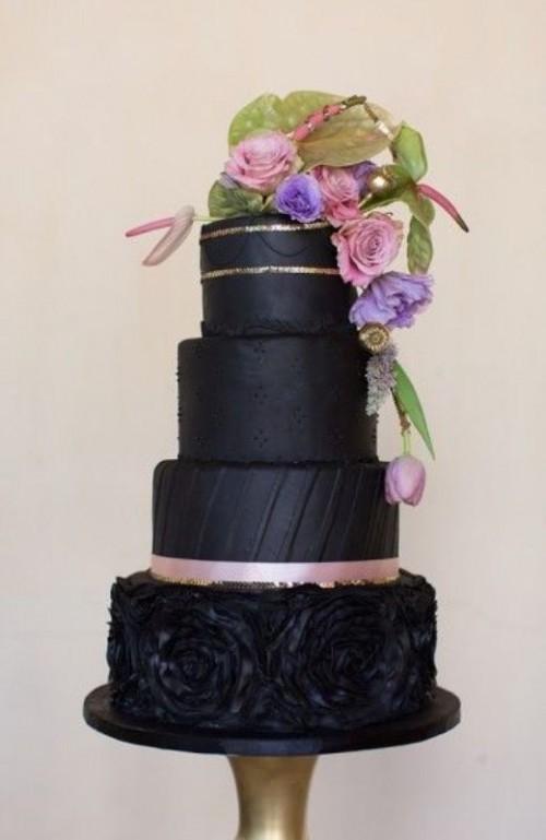 свадебный торт фото 29