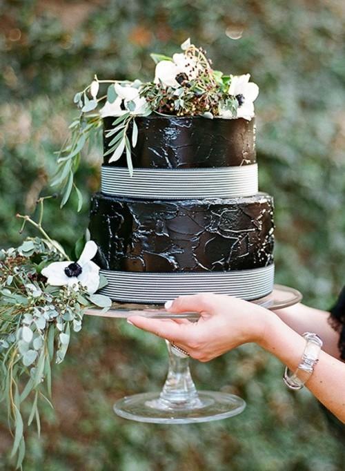 свадебный торт фото 16
