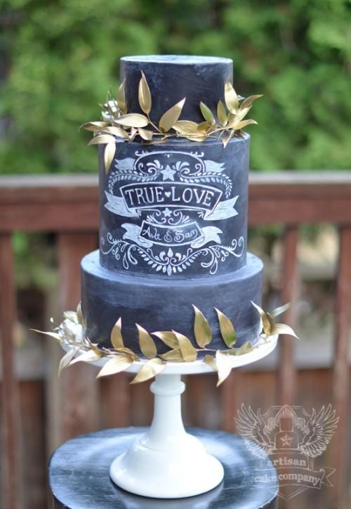 свадебный торт фото 28