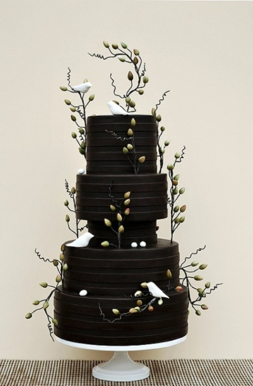свадебный торт фото 17