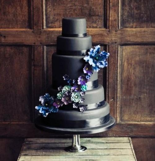 свадебный торт фото 12