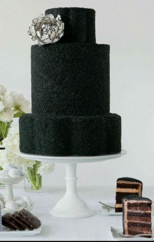 свадебный торт фото 11