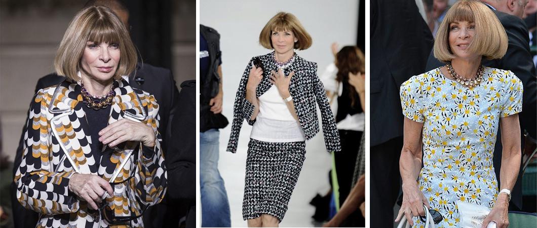 Анна Винтур: стиль главного редактора «Vogue»