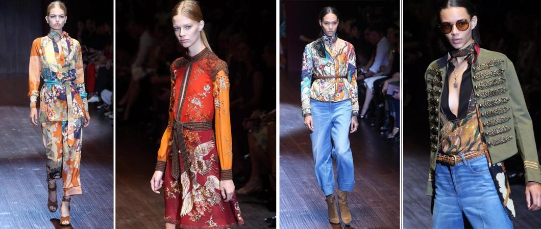 Коллекция Gucci для сезона весна /лето 2020
