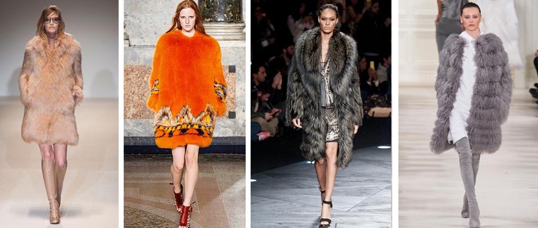 Модные шубы от известный мировых дизайнеров (коллекции 2021)