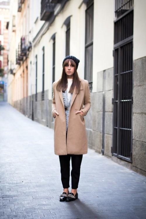 осеннее пальто для девочек подростков