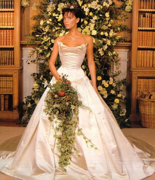 Mooiste Bruidsjurken.De Mooiste Bruidsjurken Van Beroemdheden Met Foto S