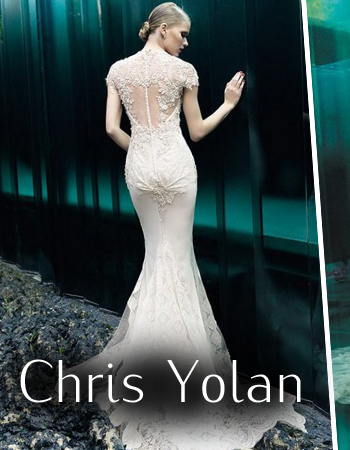 Винтажные свадебные платья от Cris Yolan
