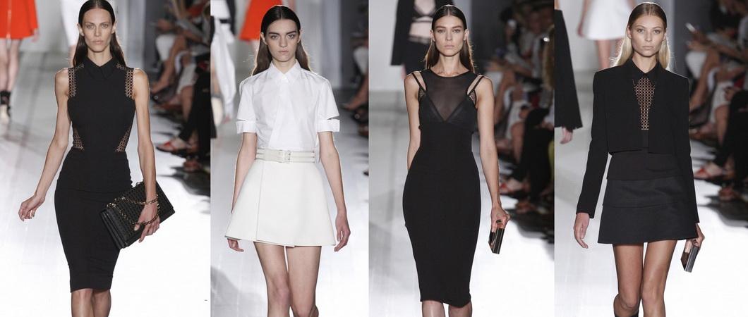 Коллекция и стиль одежды Виктория Бекхэм (с фото)