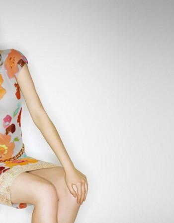Весенне-летняя коллекция одежды от Jenny Packham