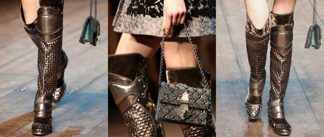 Модная обувь на осень 2020 и зиму 2020