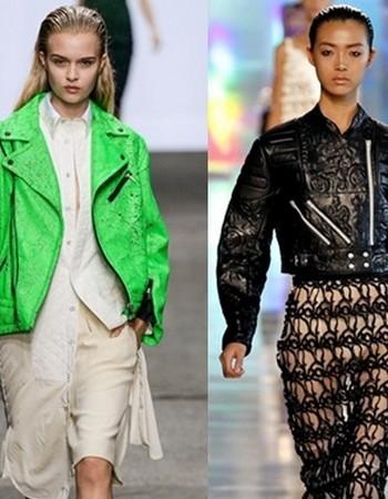 Женские куртки на весну и осень 2018