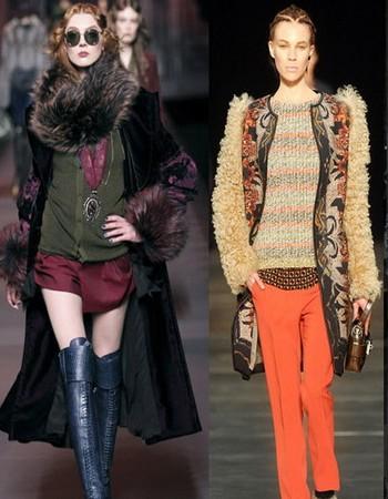 Модный мех 2020: шубы и другие изделия
