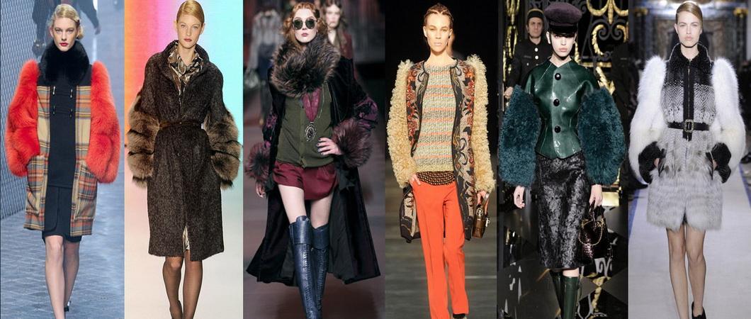 Модный мех 2017: шубы и другие изделия