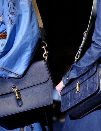 Весенне — зимняя коллекция сумок от Marni