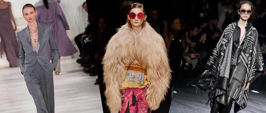 Мода осень-зима 2017-2018: главные тренды