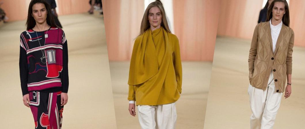 Одежда Hermes: коллекция весна-лето 2021