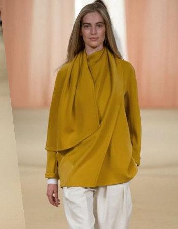Одежда Hermes: коллекция весна-лето 2018