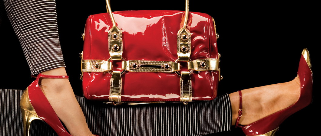 Экстравагантная  осенне-зимняя коллекция сумок  от Дианы фон Фюрстенберг