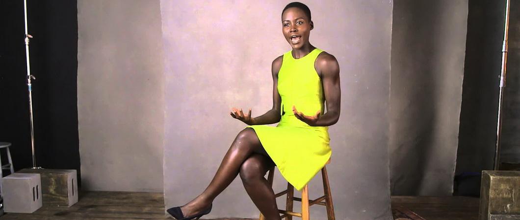 Смелые и дерзкие наряды Люпиты  Niongo (Lupita Niongo)