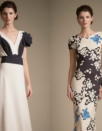Коллекция одежды от Carolina Herrera