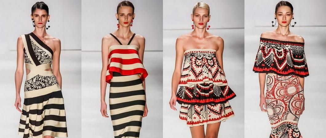 Восточный стиль в одежде от Alexander McQueen